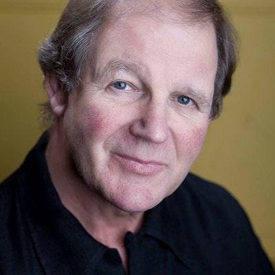 portrait photo of Michael Morpurgo
