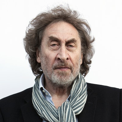 portrait photo of Howard Jacobson