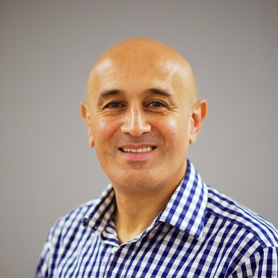 portrait photo of Jim Al-Khalili