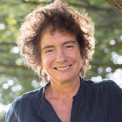 portrait photo of Jeanette Winterson