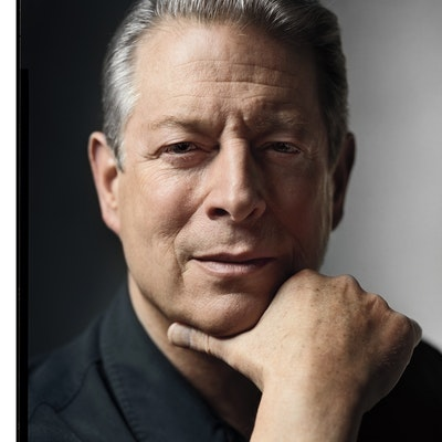 portrait photo of Al Gore