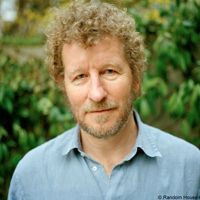portrait photo of Sebastian Faulks