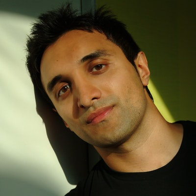 portrait photo of Ajaz Ahmed