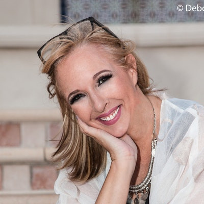 portrait photo of Deborah Rodriguez
