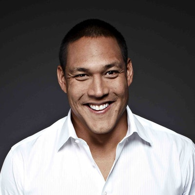 portrait photo of Geoff Huegill