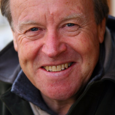 portrait photo of Patrick Lindsay