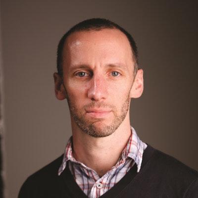 portrait photo of Ed Pickering