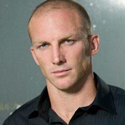 portrait photo of Darren Lockyer