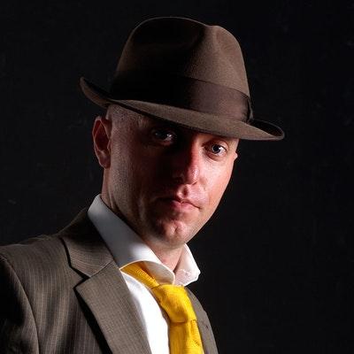 portrait photo of Scott Monk