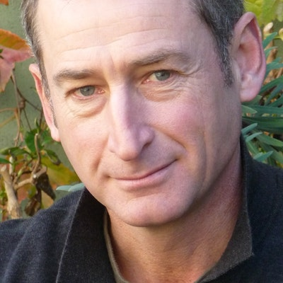portrait photo of Anson Cameron