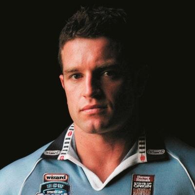 portrait photo of Danny Buderus