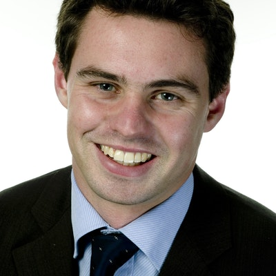 portrait photo of Heath Ducker