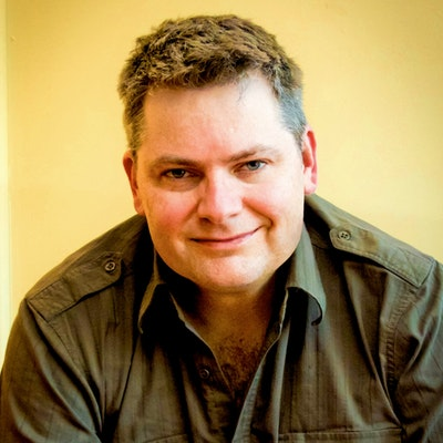portrait photo of James Roy