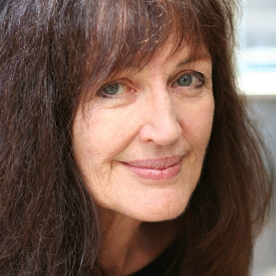 portrait photo of Joan London
