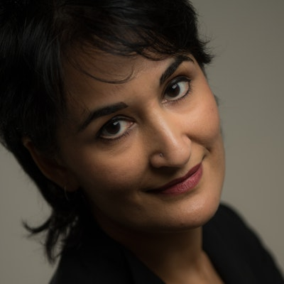 portrait photo of Sushi Das