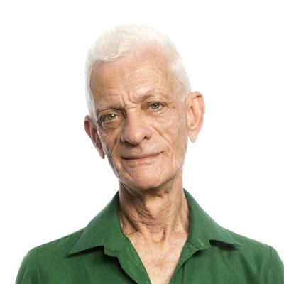 portrait photo of Robert Dessaix