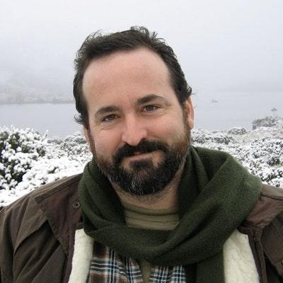 portrait photo of Bradley Trevor Greive
