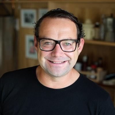 portrait photo of Michael Van De Elzen