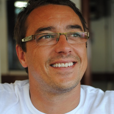 portrait photo of Brett McGregor
