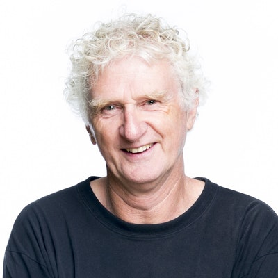 portrait photo of Terry Denton