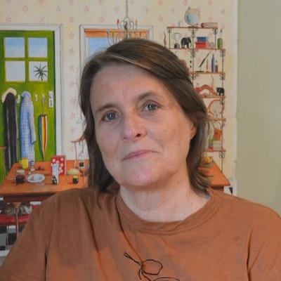 portrait photo of Paula Green