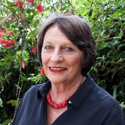portrait photo of Lauraine Jacobs