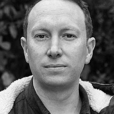 portrait photo of Craig Cliff