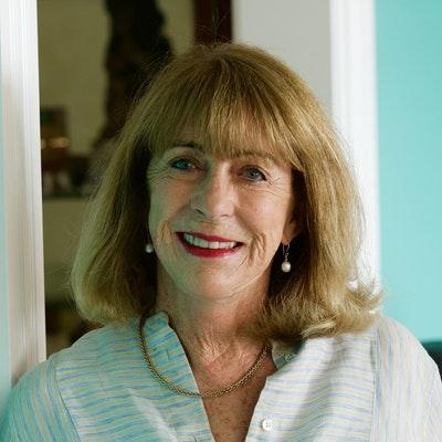 portrait photo of Christine Fernyhough