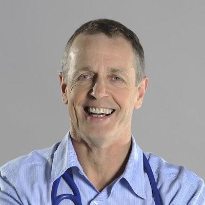 portrait photo of Dave Baldwin