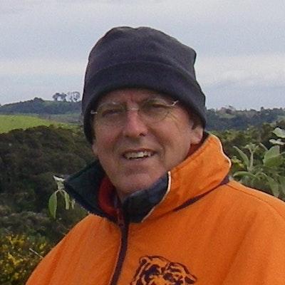 portrait photo of Andrew Crowe