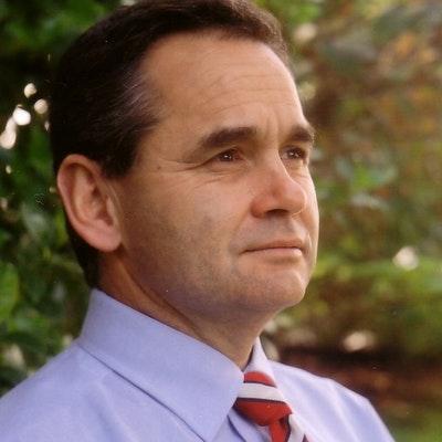 portrait photo of Jim Bartley
