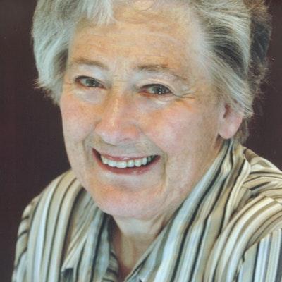 portrait photo of Judith Graham