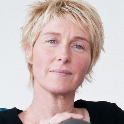 portrait photo of Paula Boock