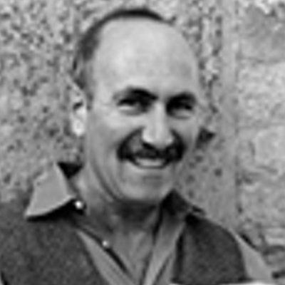 portrait photo of Amir D. Aczel