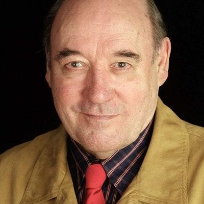 portrait photo of Desmond Morris