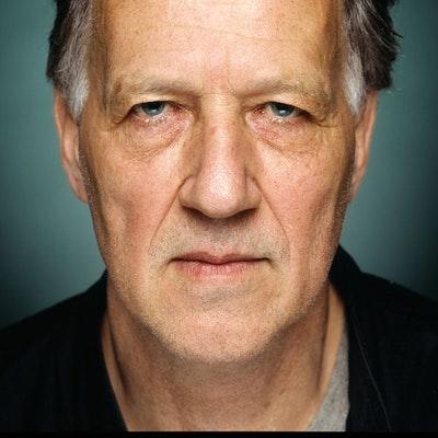 portrait photo of Werner Herzog