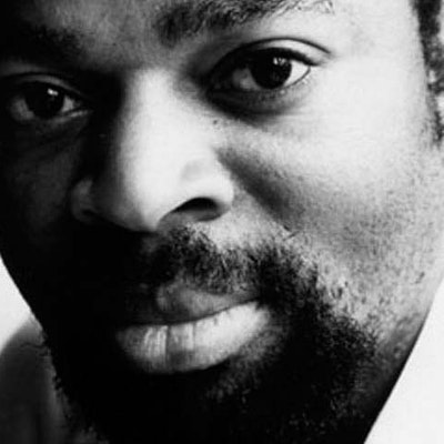 portrait photo of Ben Okri