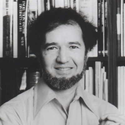 portrait photo of Jared Diamond