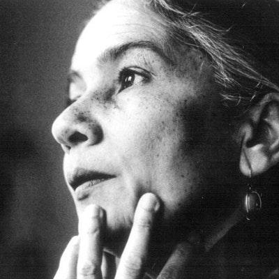 portrait photo of Anita Desai