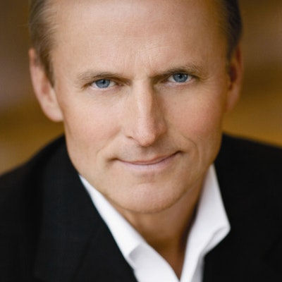 portrait photo of John Grisham