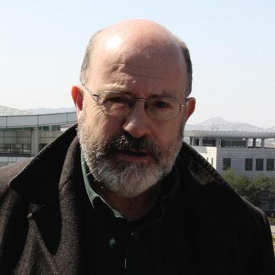 portrait photo of John Sweeney
