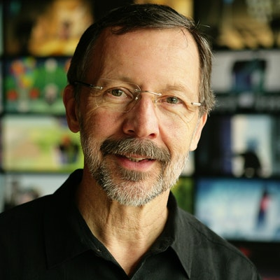 portrait photo of Ed Catmull