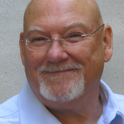 portrait photo of Ray Avery