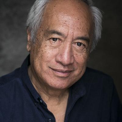 portrait photo of Witi Ihimaera
