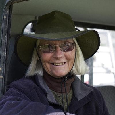 portrait photo of Iris Scott