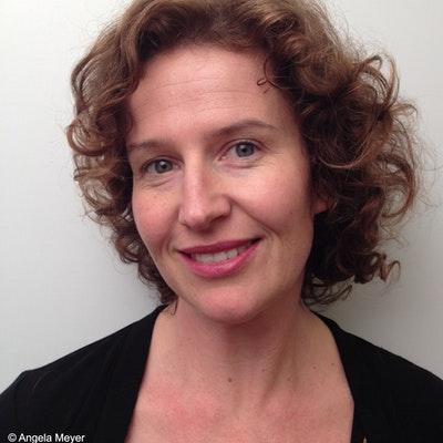 portrait photo of Angela Meyer