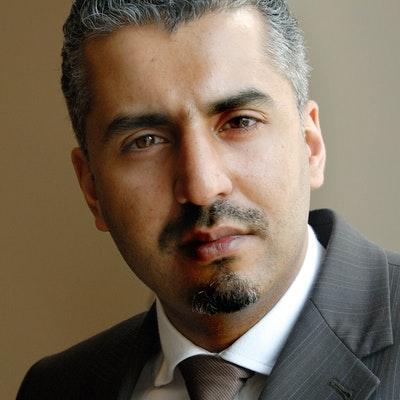 portrait photo of Maajid Nawaz