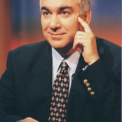 portrait photo of Nissim Mishal