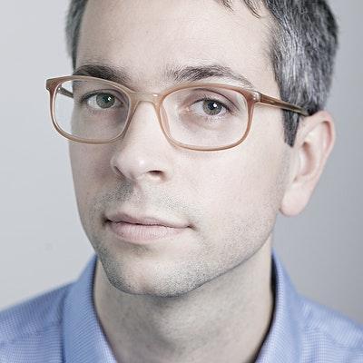 portrait photo of Anthony Marra