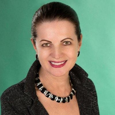 portrait photo of Patricia Furness-Smith